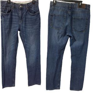 Cherokee Straight Fit Size 32 Men's Jeans